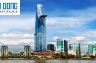 Tòa nhà VP hạng A+ Bitexco Financial Tower, 70m2 - 100m2 - 200m2 - 500m2, giá từ 77tr/tháng