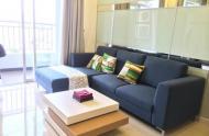 Cho thuê căn hộ chung cư Horizon, quận 1, 2 phòng ngủ, nội thất Châu Âu, giá 20 triệu/tháng