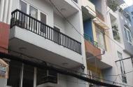 Cho thuê nhà hẻm 55 Lê Thị Hồng Gấm, 5m x 22m, trệt, 3 lầu, sân thượng
