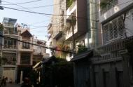 Bán nhà đường Bùi Viện, P Phạm Ngũ Lão, Q.1, 4x15m, giá 11.5 tỷ