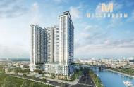 Bán căn hộ Millennium Masteri,MT kênh Bến Nghé Q1,tầng cao view sông chỉ 3,9 tỷ/2PN.LH:0909763212