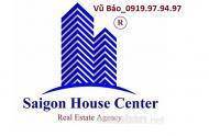 Bán nhà mặt tiền Nguyễn Văn Cừ, P Nguyễn Cư Trinh, Q.1, 8x22m, 4 lầu thang máy giá cực tốt
