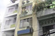 Bán MT Điện Biên Phủ, gần Hai Bà Trưng. DT: 6x22m, 5 lầu, cho thuê 157 triệu/tháng