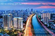 Bán căn hộ cao cấp D1 Mension Q1 MT Võ Văn Kiệt view Bến Vân Đồn,full nội thất, ck 6,5% thuê lại 8%