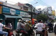 Bán nhà mặt tiền đường Trần Quý Khoách, Quận 1