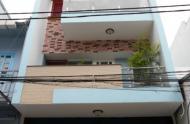 Xuất ngoại bán nhà HXH 55 Lê Thị Hồng Gấm, P. Nguyễn Thái Bình, Q1, 81m2, hầm, 5 lầu . LH 0912.110055 Trọng Huy