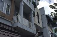 Bán nhà 2MT hẻm 55 Trần Đình Xu, Quận 1. DT: 9x12m, 3 lầu, giá 27 tỷ