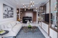 Cho thuê căn hộ 2PN Vinhomes Central Park tòa P4 tầng cao view sông, FULL nội thất làm hết 500tr