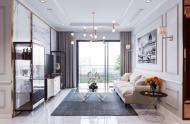 Cho thuê căn hộ 2PN view sông đẹp nhất Vinhomes Central Park, FULL nội thất Châu Âu làm hết 500tr