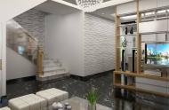 Bán khách sạn ngay Neworld MT Phạm Hồng Thái, Quận 1, DT 12x25m