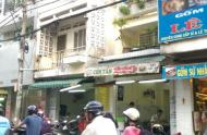 Nhà bán, MT đường Đề Thám gần Trần Hưng Đạo, Quận 1, DT: 4.3m x 20m