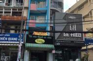 Bán khách sạn MT Võ Thị Sáu - Thạch Thị Thanh, Quận 1. DT (5mx22m) 3 lầu, giá 24.8 tỷ