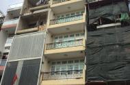 Bán nhà mặt tiền Trần Khắc Chân, Nguyễn Hữu Cầu, Q1. DT 4x 18m, 4 lầu, giá 22.8 tỷ