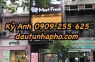 Cần tiền bán nhà HXH Trần Đình Xu, P. Cầu Kho, Quận 1. DT 73 m2 trệt, 3 lầu, giá 15.3 tỷ