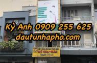 Xuất cảnh bán nhà MT Nguyễn Bỉnh Khiêm, quận 1, giá 27 tỷ, 4x20m