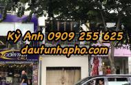 Bán nhà q1, DT 4.2x19m, 40 tỷ, MT đường Hồ Tùng Mậu, vị trí đắc địa ngay Hàm Nghi, 3 lầu