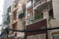 Cho thuê nhà hẻm 35 Trần Đình Xu, Q1, DT 5m x 20m, trệt, 2 lầu, sân thượng