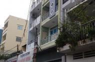 Cho thuê nhà hẻm 17 Điện Biên Phủ, P. Đa Kao, Q1, DT 4.5 x 21m, trệt, 2 lầu, ST