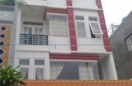 Cho thuê nhà Trần Quang Khải, hẻm xe hơi 6m x 18m, trệt 2 lầu, sân thượng, có gara ô tô