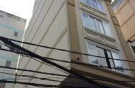 Bán nhà Trần Hưng Đạo, P. Nguyễn Cư Trinh, Q1, DT: 4.8x16m, 5 tầng, giá 18 tỷ. 0914468593
