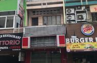 Cho thuê nhà mặt tiền đường Bùi Viện, P. Phạm Ngũ Lão, Quận 1, DT: 304m2 giá 230 triệu/tháng