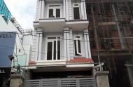 Bán nhà P. Cầu Kho, Quận 1, MT đường Nguyễn Cảnh Chân. Trệt 3 lầu, giá 15,5 tỷ, 6x10m