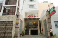 Nhà bán khách sạn Lương Hữu Khánh góc Nguyễn Thị Minh Khải, Q1, hầm, 7 lầu, TM, 5.5x23m, 45 tỷ