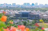 Cho Thuê Biệt Thự Sala Đại Quang Minh Thủ Thiêm diện tích 430m2, 1 hầm, 3 lầu