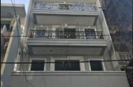 Cho thuê nhà hẻm lớn đường Nguyễn Trãi, Phường Nguyễn Cư Trinh, Quận 1, 5 lầu