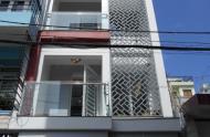 Nhà nguyên căn cho thuê Nguyễn Bỉnh Khiêm, 4m x 22m, hầm, 3 lầu, ST