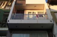 Nhà bán gấp hẻm Trần Hưng Đạo, Q. 1, DT 4m x 16m, 3 lầu, HĐ 58 tr/th, giá 12.2 tỷ