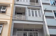 Nhà bán góc 2 MT Trần Đình Xu,DT 4x14m,4 lầu, 19.5 tỷ