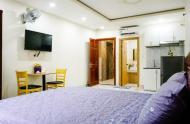 Cho thuê phòng đẹp mới xây Q1, gần Thảo Cầm Viên, nội thất mới 100%, bảo vệ 24/24, giờ giấc tự do