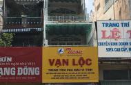 Cho thuê nguyên căn mặt tiền đường Lê Thị Hồng Gấm, P. Cầu Ông Lãnh, Quận 1
