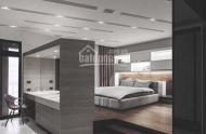 Bán căn hộ Vinhomes Golden River, quận 1, 101.5m2, 3PN, lầu 18, view đẹp có nội thất, 9 tỷ