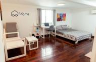 Cho thuê phòng studio 25m2, giá 8.8tr/th, full nội thất, ban công Quận 1