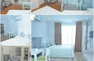 Cho thuê căn hộ phòng ngủ riêng, phòng bếp, khách riêng. 30m2, full nội thất