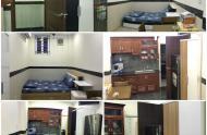 Cho thuê căn hộ mini 35m2 - Giá rẻ - Full nội thất - Bếp nấu ăn - Giờ tự do