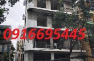 Cho thuê nhà mặt tiền Mạc Đĩnh Chi, P. Đa Kao, Q1