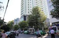 Bán cao ốc hai mặt tiền 56 Nguyễn Đình Chiểu, và Phan Kế Bính đã xây phần thô xong. Giá 215 tỷ