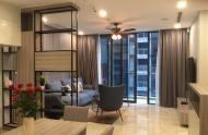Cho thuê 3 phòng ngủ nội thất đẹp, Vinhomes Ba Son, view landmark 81