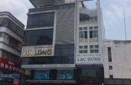 Cho thuê nhà MT Nguyễn Trãi Q. 1, hầm, 3 lầu, thang máy, giá: 120 triệu/th