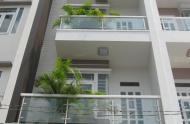 Bán nhà HXH Lê Thị Riêng, Nguyễn Trãi, P. Bến Thành, Q1, 10x12m, 4 lầu