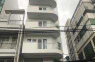 Bán tòa 12 CHDV Nguyễn Văn Nguyễn, P. Tân Định, Q. 1, DT 5x11m, 4 lầu, giá 16.5 tỷ. LH 0917999950
