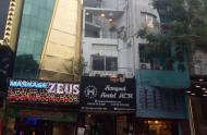 Cho thuê MT đường 21 Lê Thị Riêng, P. Bến Thành, Q. 1 DT 4,5x15m, 3 lầu