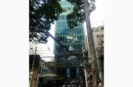Cho thuê building MT Lê Thị Riêng, Q. 1, DT: 9x22m, DTSD: 1100m2, 1 hầm, 10 lầu. Giá thương lượng