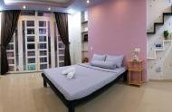 Cho thuê căn hộ dịch vụ, phòng cao cấp ngay trung tâm Q1, giá 6,8tr/tháng