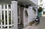 Cho thuê nhà thuê nhà hẻm xe ba gác 18/8A Nguyễn Thị Minh Khai, P. Đa Kao, Q. 1