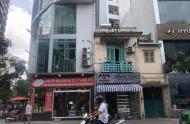 Cho thuê tòa nhà nguyên căn tại 132,134 Yersin, Phường Nguyễn Thái Bình, Q1, TPHCM