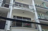 Cho thuê nhà HXH Nguyễn Bỉnh Khiêm, Q1. Diện tích: 4m x 20m, trệt, 2 lầu, sân thượng
